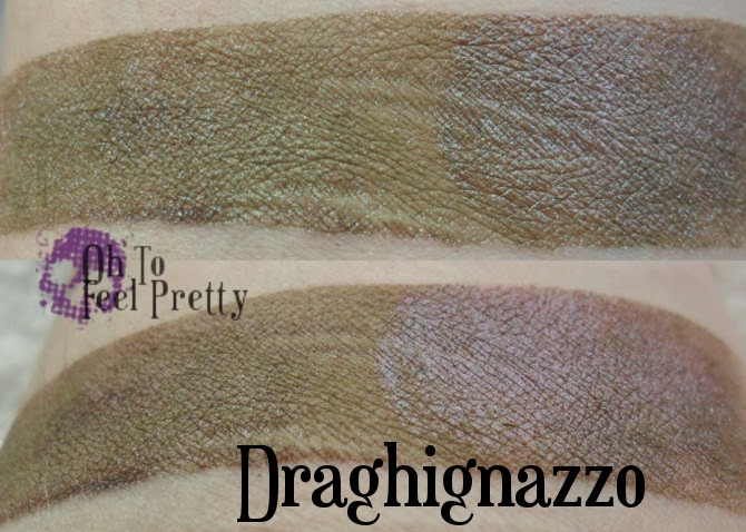 Aromaleigh Draghignazzo Swatch