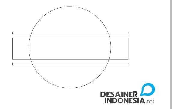 Cara Membuat Logo Indosiar Dengan CorelDRAW