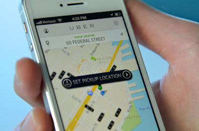 ¿Uber o Taxi?