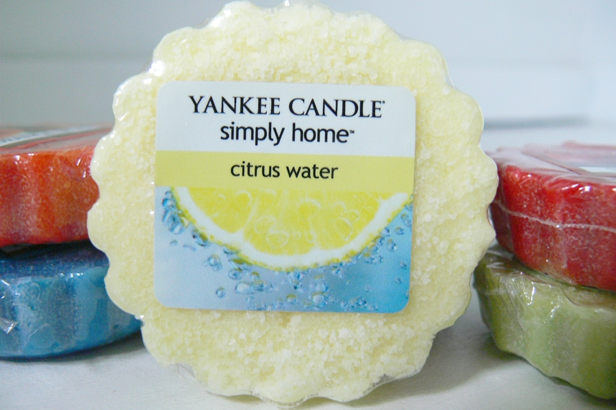 Yankee Candle Citrus Water