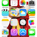 iOS 7 Beta on iPhone 4S Screenshots : Control Center, Notifications Tab, Camera App, Lock Screen, Siri, Safari, Multitasking Page, Photo Gallery
