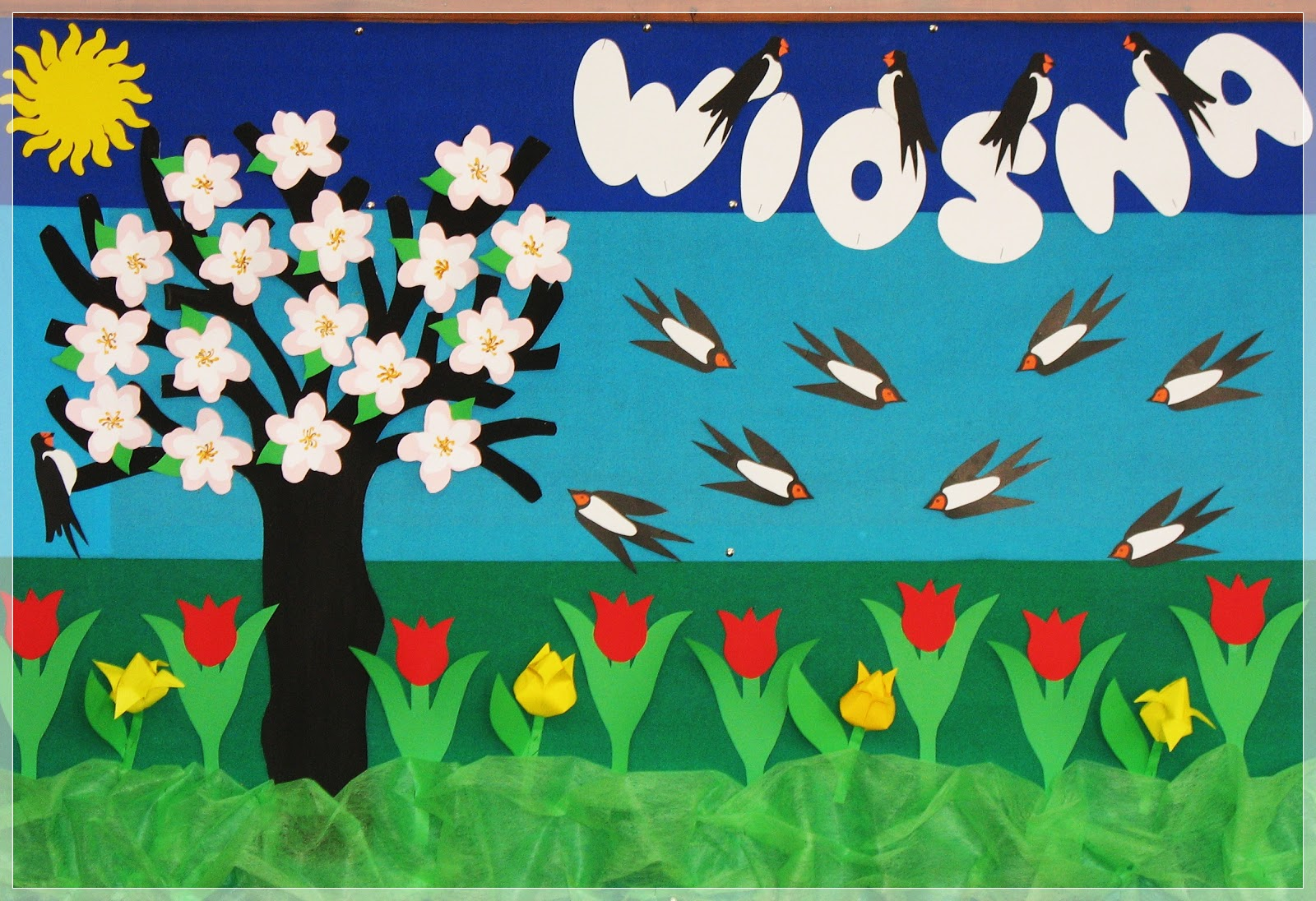 Dorota Kublik dekoracje szkolne: Gazetki szkolne na każdą okazję