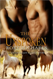 Review: The Unspoken by Rory Michaels