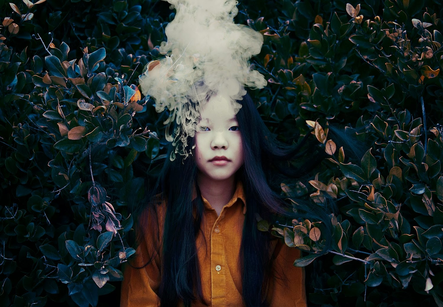 ©May Xiong. Retrato Conceptual. Fotografía | Photography