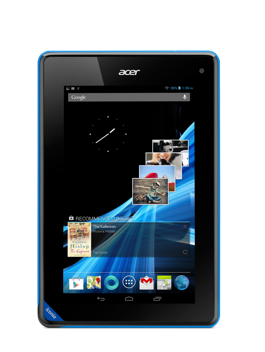 Acer Iconia Tab B1-A71 Review and Gaming Performance