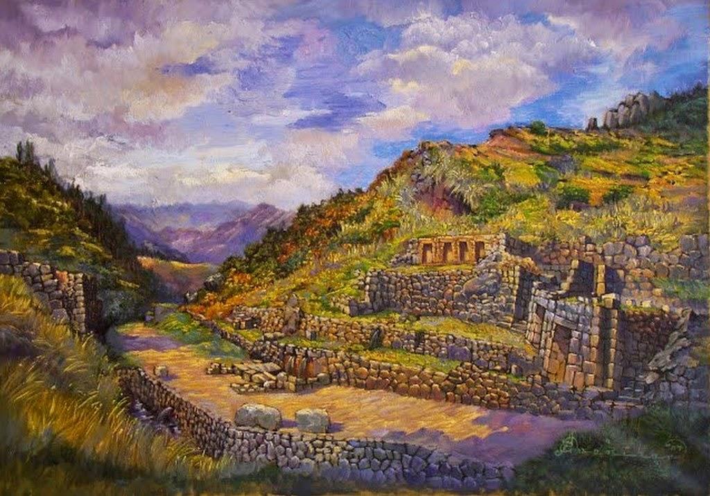 cuadros-de-paisajes-de-pueblos