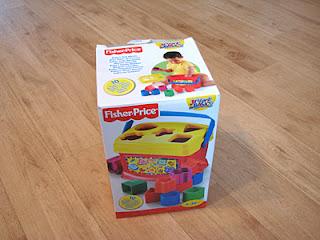 Fisher-Price Baby's Eerste Blokken: educatief speeldgoed van goede kwaliteit, voor een leuke prijs!