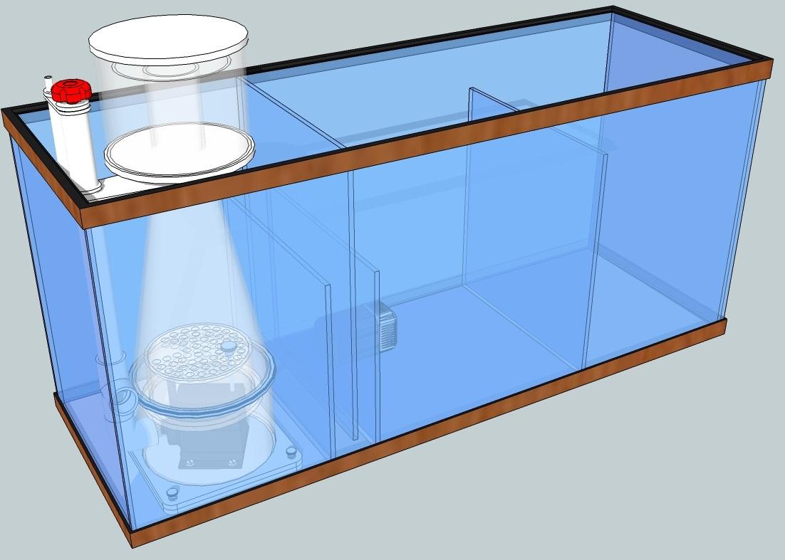 dane s 90 gallon reef aquarium build