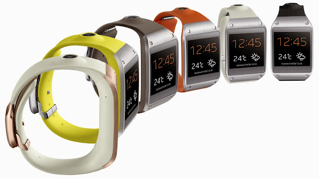Samsung Galaxy GEAR 2 Release date 2014 and Specs Rumors