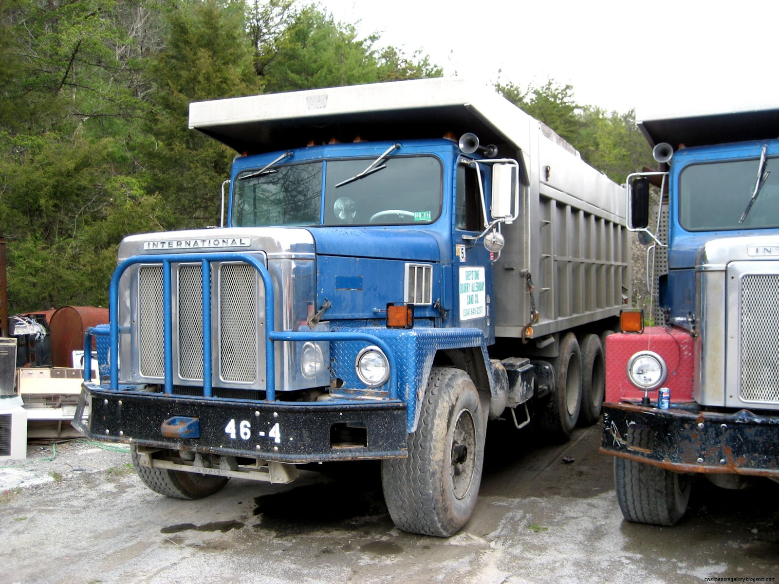 1979 Mack Tractor Truck : Mack trucks for sale wallpapers gallery