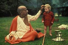 Его Божественная Милость А.Ч.Бхактиведанта Свами Прабхупада Ачарйа-основатель ISKCON