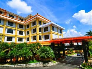 Alamat dan Harga Garden Permata Hotel Pasteur
