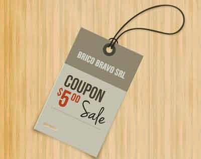 coupon 5 euro brico bravo