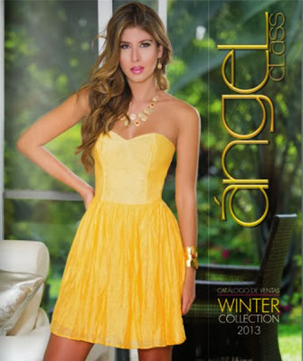 catalogo angel class winter 2013