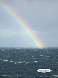 Rainbow on the Atlantic