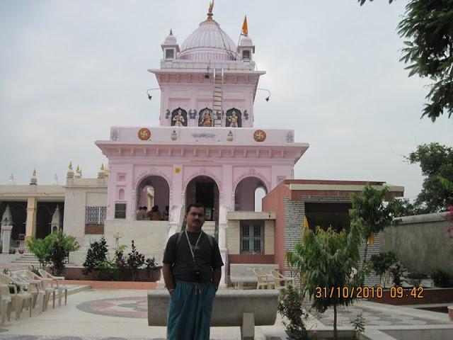 Chausathi Yogini Temple, Jabalpur, M.P
