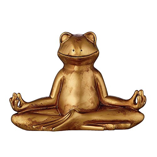 Der Yoga-Frosch erzählt