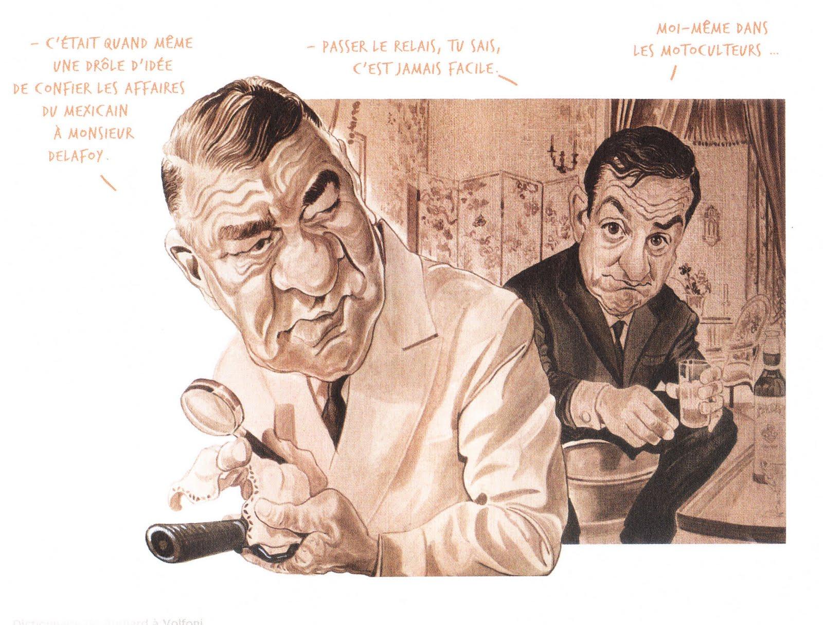 Caricatures TontonsDalbanVentura