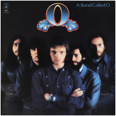 A Band Called O - A Band Called O - (1972 Uk classic rock blended progressive rock - Vinyl rip - Wave)