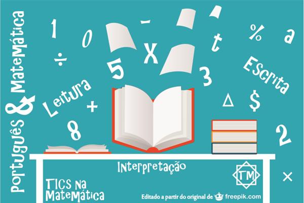 Que tal usar um pouco mais de Língua Portuguesa em Matemática?