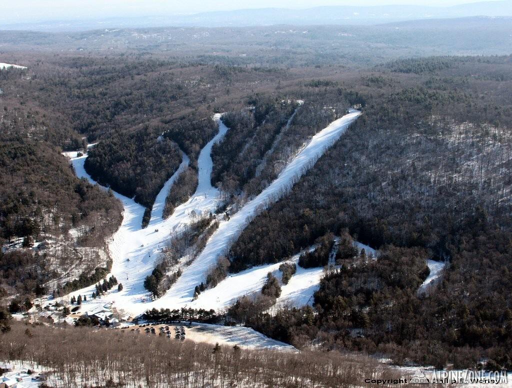 The Local Area Where I Ski: Sundown