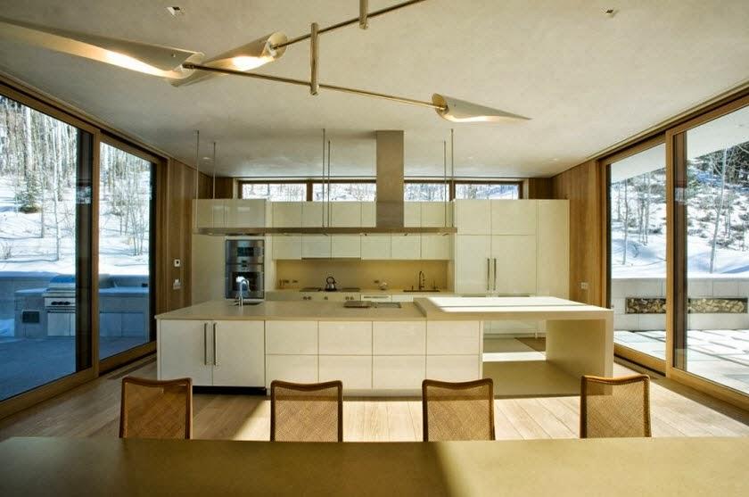 Interiores frios for Disenos de interiores de casas pequenas modernas