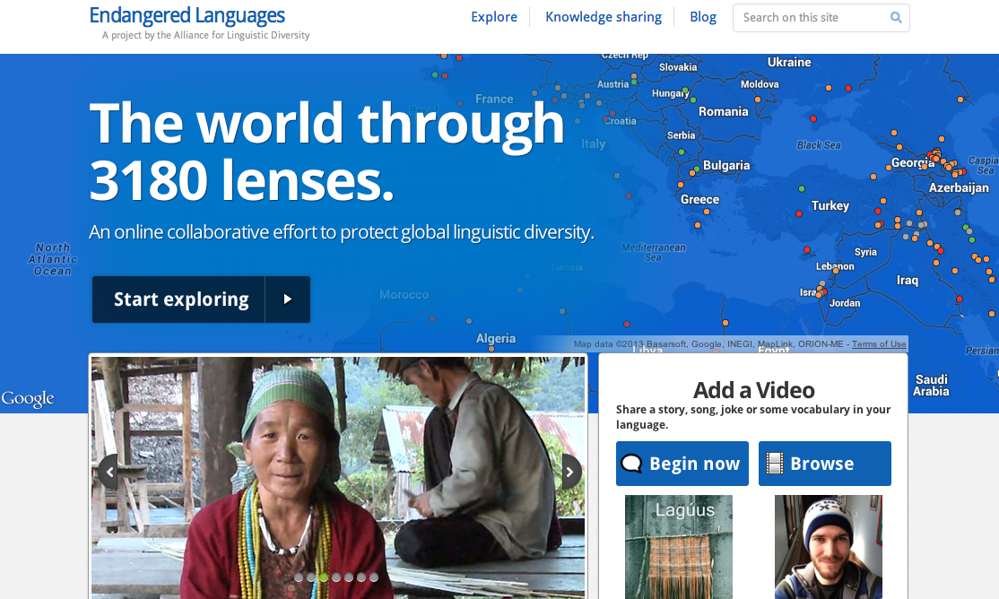 endangered languages Unesco interactive atlas of the world's languages in danger the online edition of the atlas is complementary to the.