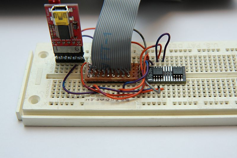 Logger+Breadboard it's science, but it works like magic build your own davis  at et-consult.org