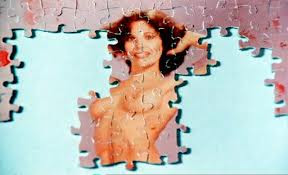 Pieces (1982) nudie jigsaw puzzle
