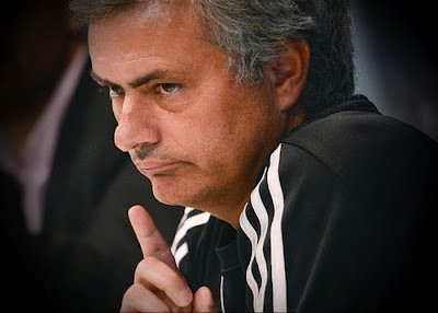 jose mourinho real madrid