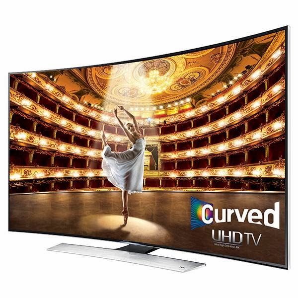 Smart TV Samsung 4k TV Seri 9 UA55HU9000W