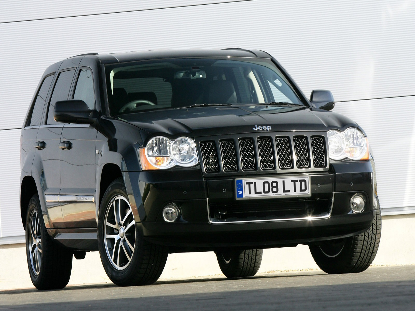 car pictures jeep grand cherokee s limited uk version 2008. Cars Review. Best American Auto & Cars Review