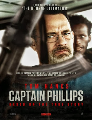 capitan phillips poster usa Capitán Phillips (2013) Español Latino