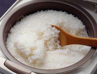 tips membuat nasi magic com tidak cepat basi