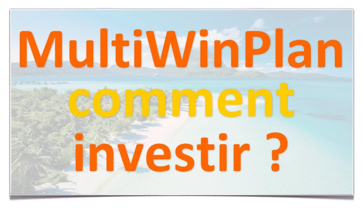 Club Privé d'investisseurs MultiWin Plan