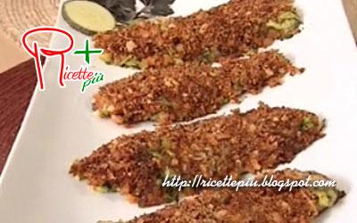 Filetto di Pesce in Crosta di Zucchine