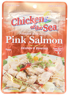 chicken of the sea premium pink salmon pack of 12