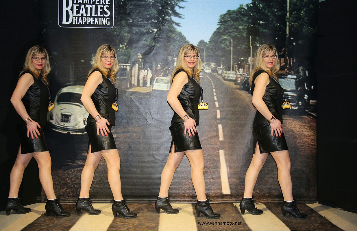 Tampere Beatles Happening 2015 Viivi