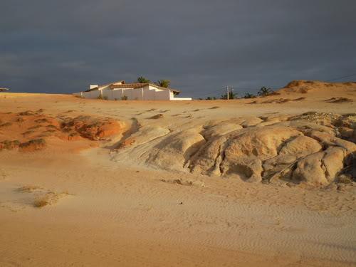 Vento Nordeste As Garrafas De Areia Colorida Do Rio