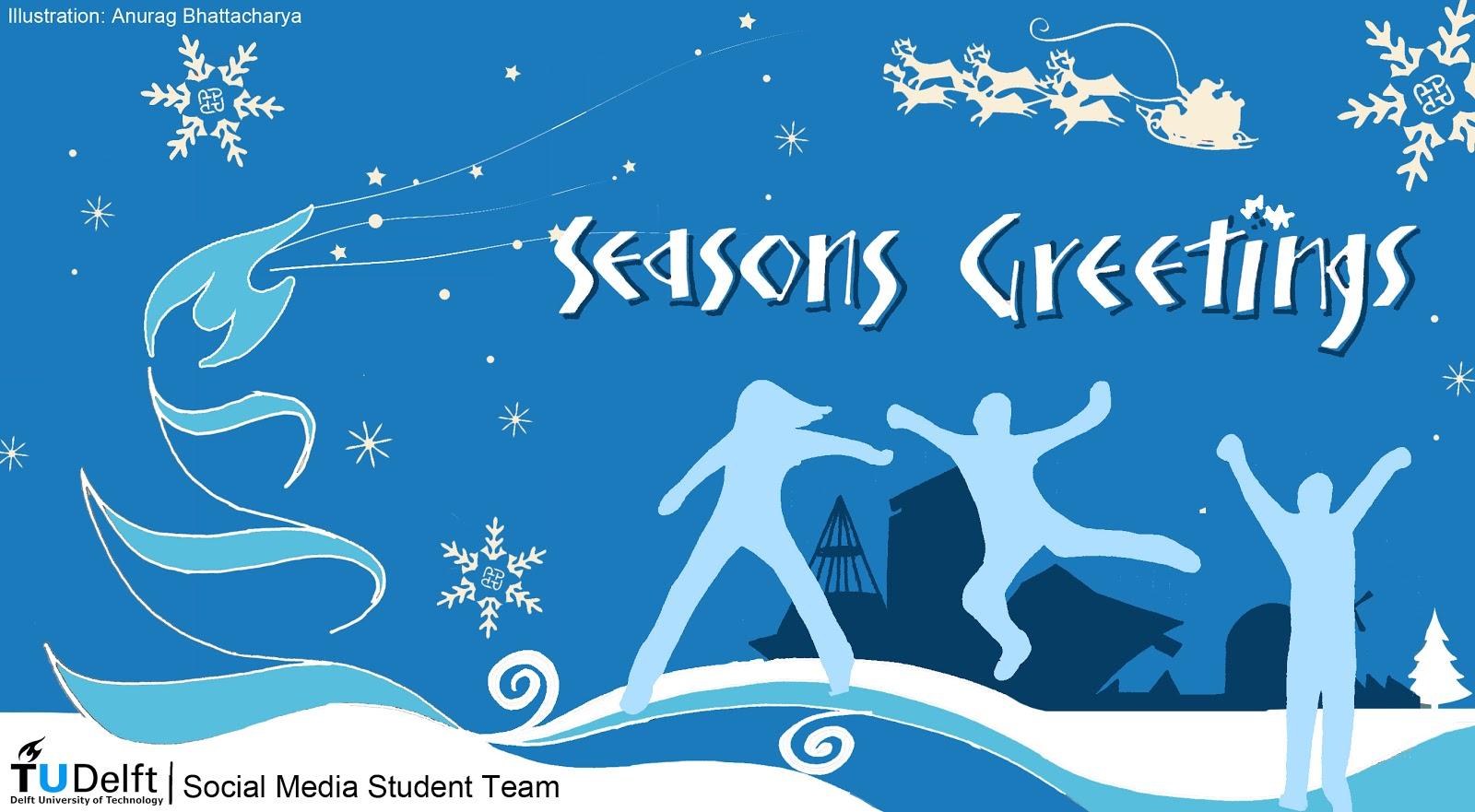 Seasons greetings 2013