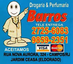 Drogaria & Perfumaria Barros