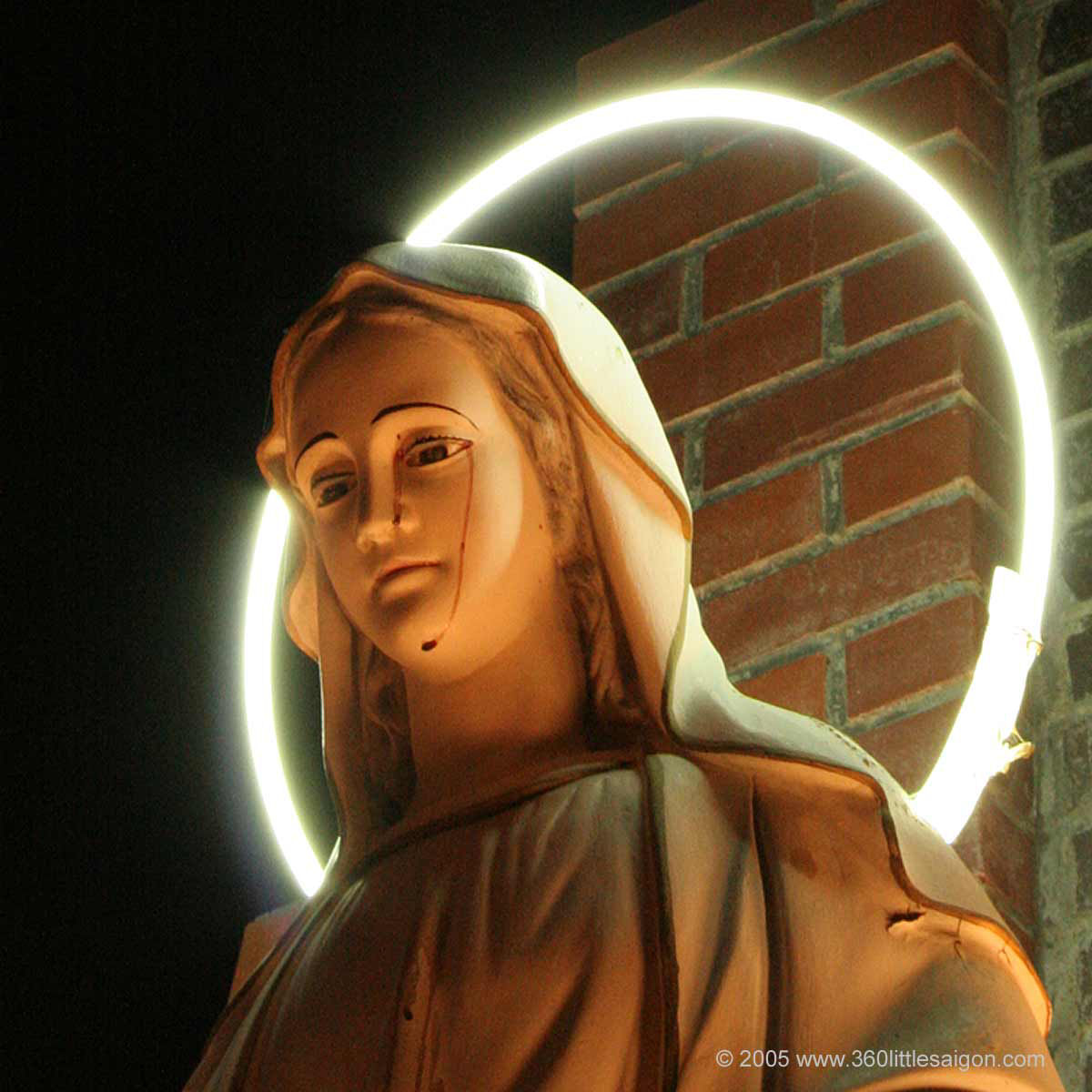 pics of virgin mary
