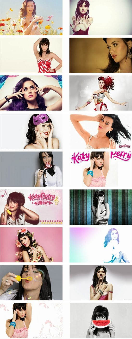 Katy Perry Theme For Windows 7 And 8 8.1
