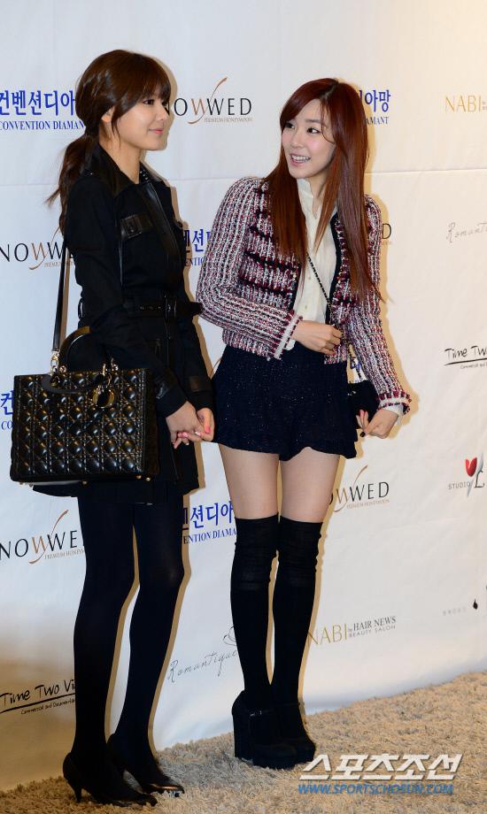 Sooyoung dan Tiffany SNSD Hadir di Pernikahan Hong Rok-gi 10