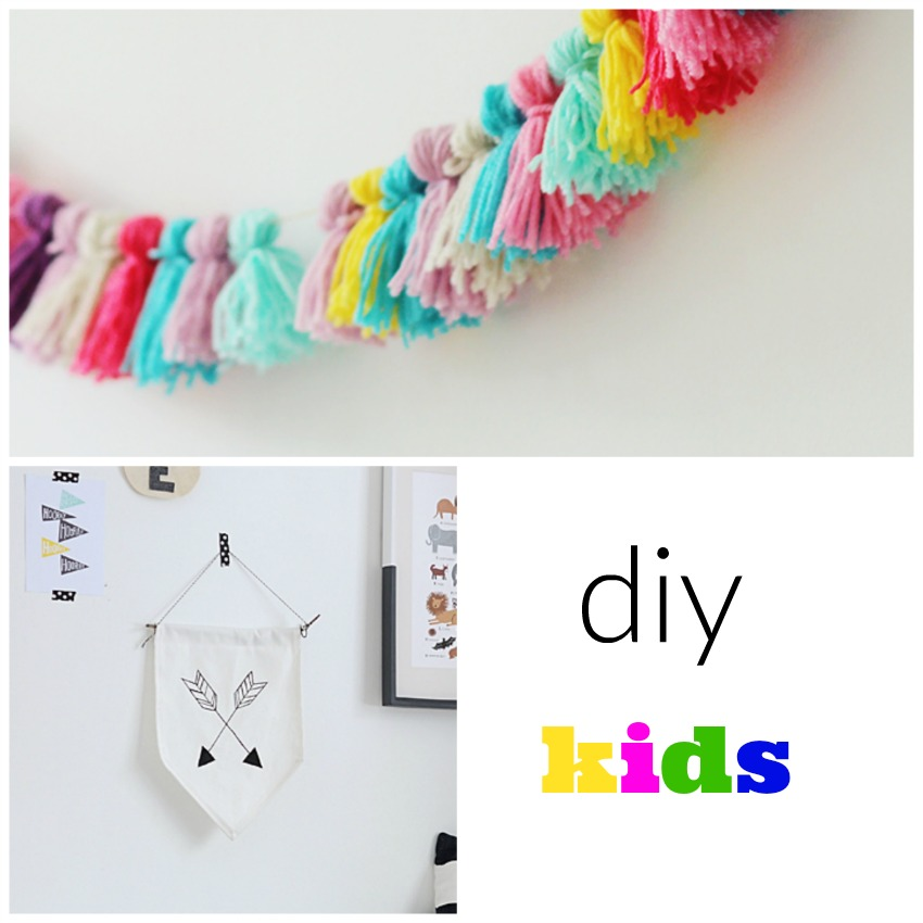 decoración diy infantil