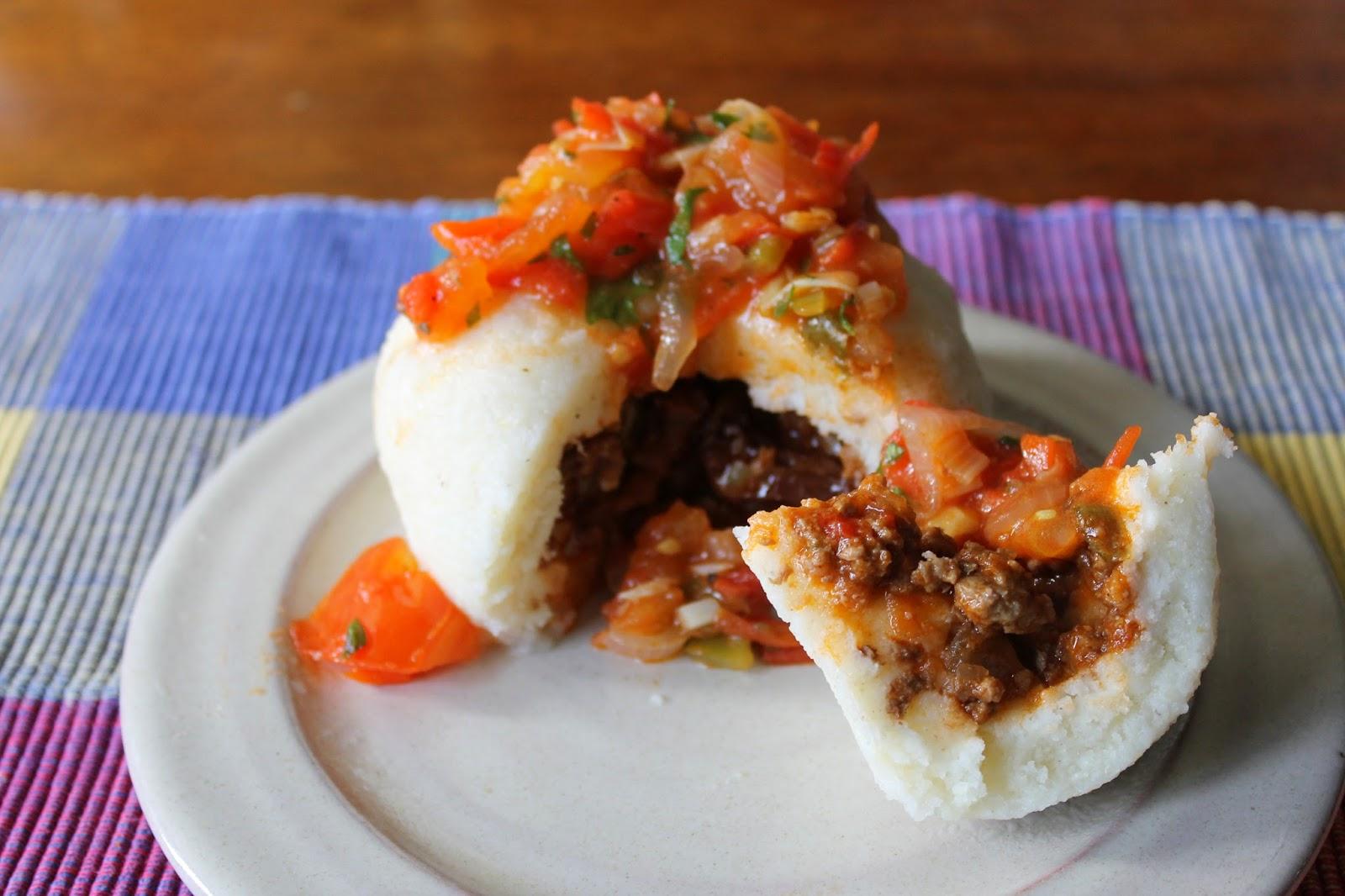 Lecturas yantares y otros placeres en el da de san auto for Cocina venezolana