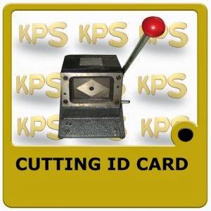 Cutting Id Card