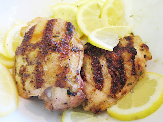 Bloatal Recall: Grilled Rosemary Chicken with Lemon