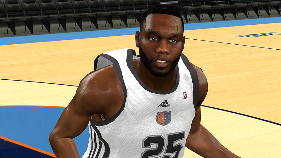 Al Jefferson NBA2K