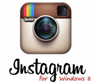 Windows 8 Instagram